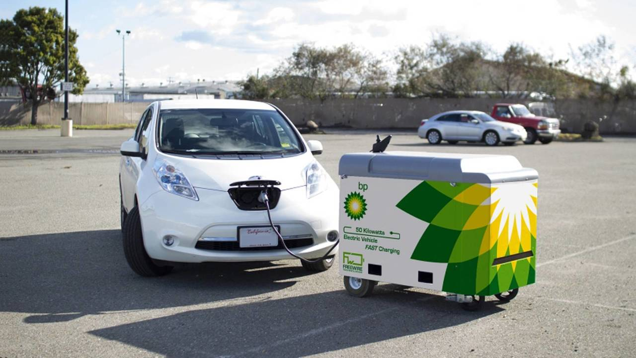 BP FreeWire EV Charging