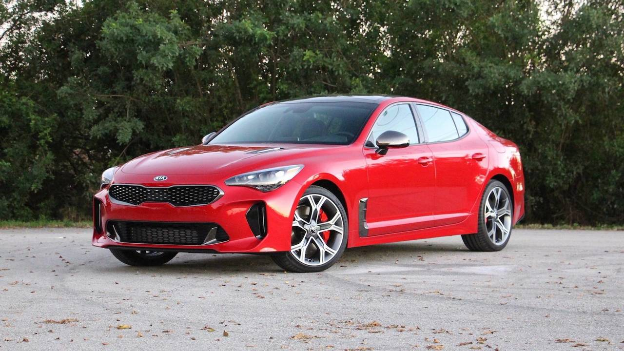 2018 Kia Stinger GT: Review