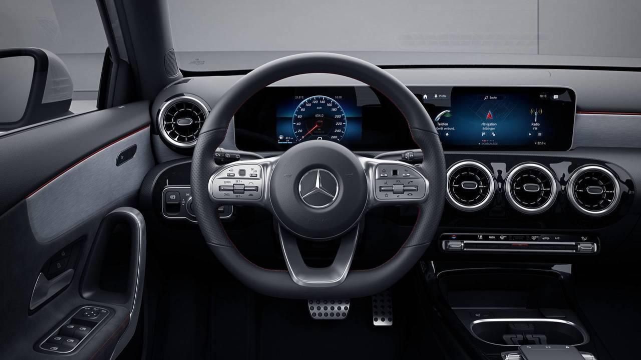 2018 Mercedes A-Serisi AMG Line