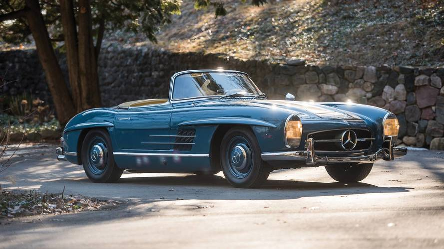 This Mercedes 300 SL Looks Worth The Estimated $1.2M For Auction