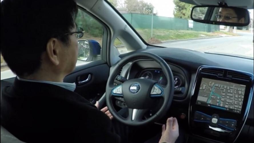 Guida autonoma, Nissan chiama in ballo l'antropologo