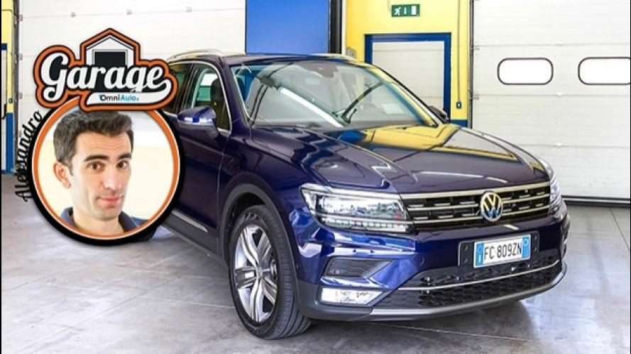 Volkswagen Tiguan, le risposte alle vostre domande [VIDEO]