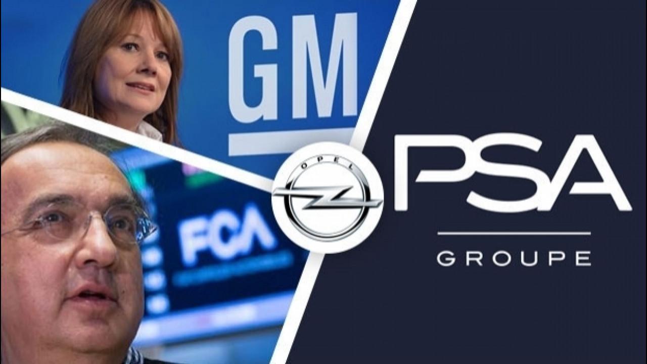 [Copertina] - Opel a PSA? Ecco perché l'ipotesi fa bene ad FCA