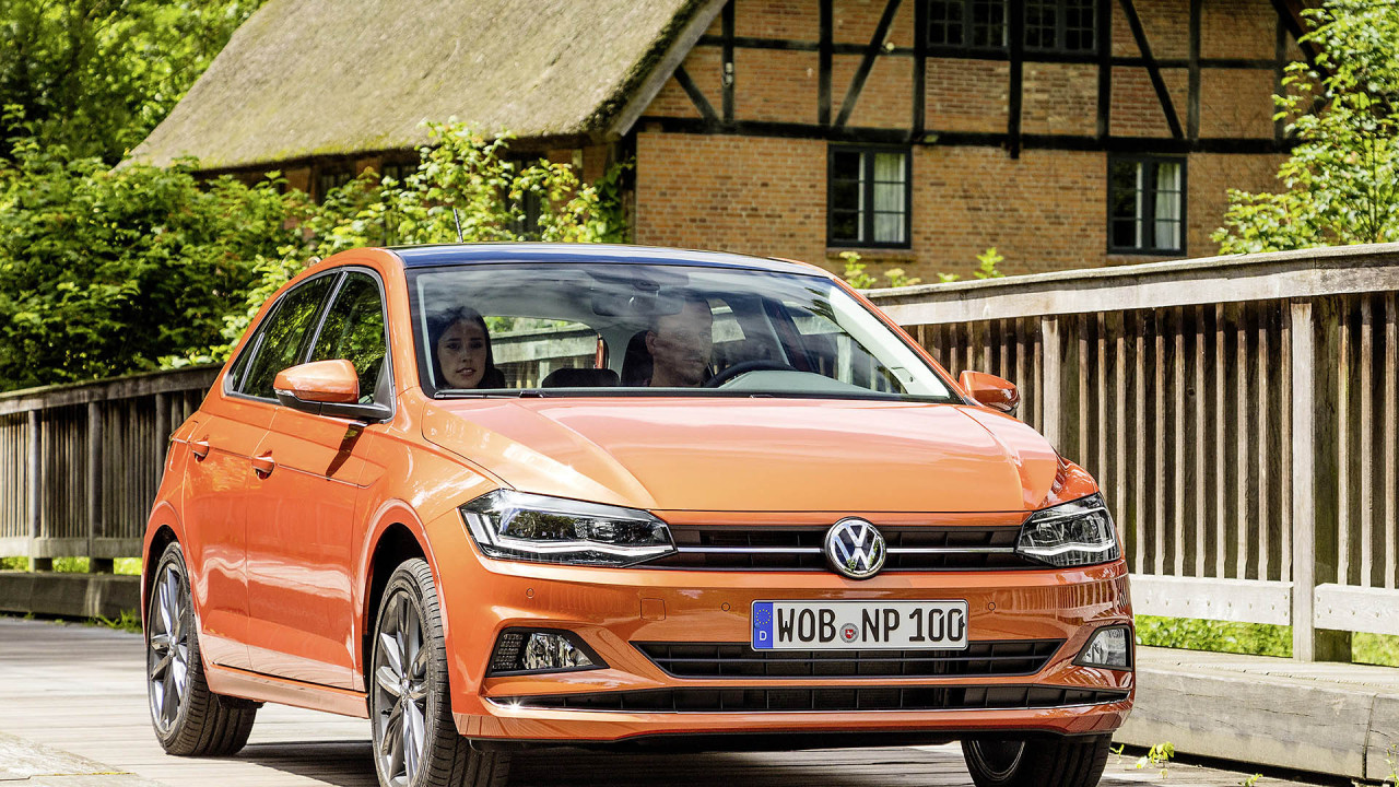 World Urban Car of the Year: VW Polo