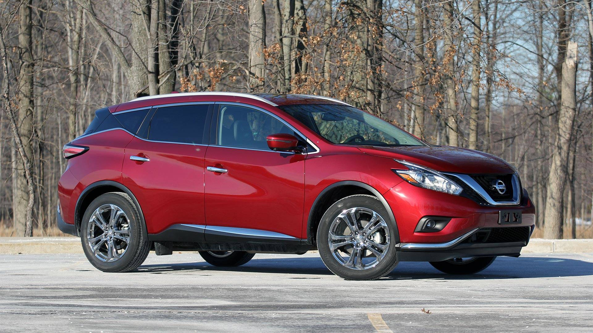 2018 Nissan Murano Review Style With Substance