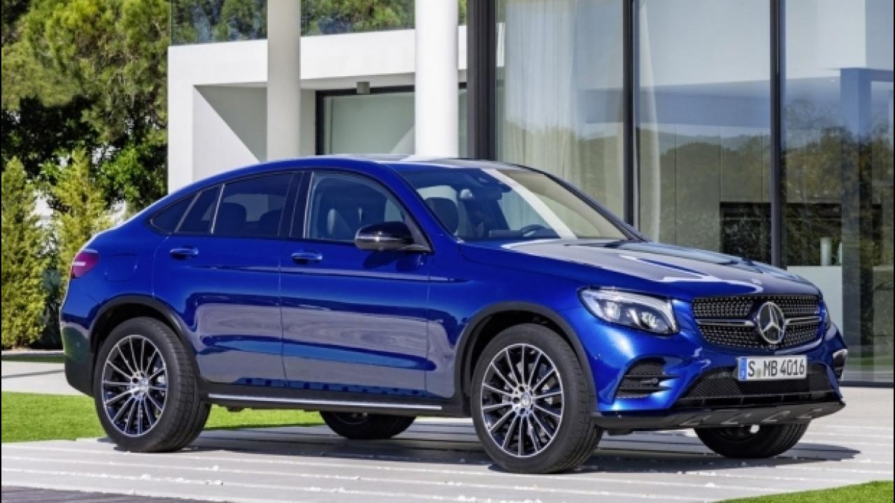 [Copertina] - Mercedes, nuovi motori per le Classe E, GLC e GLC Coupé