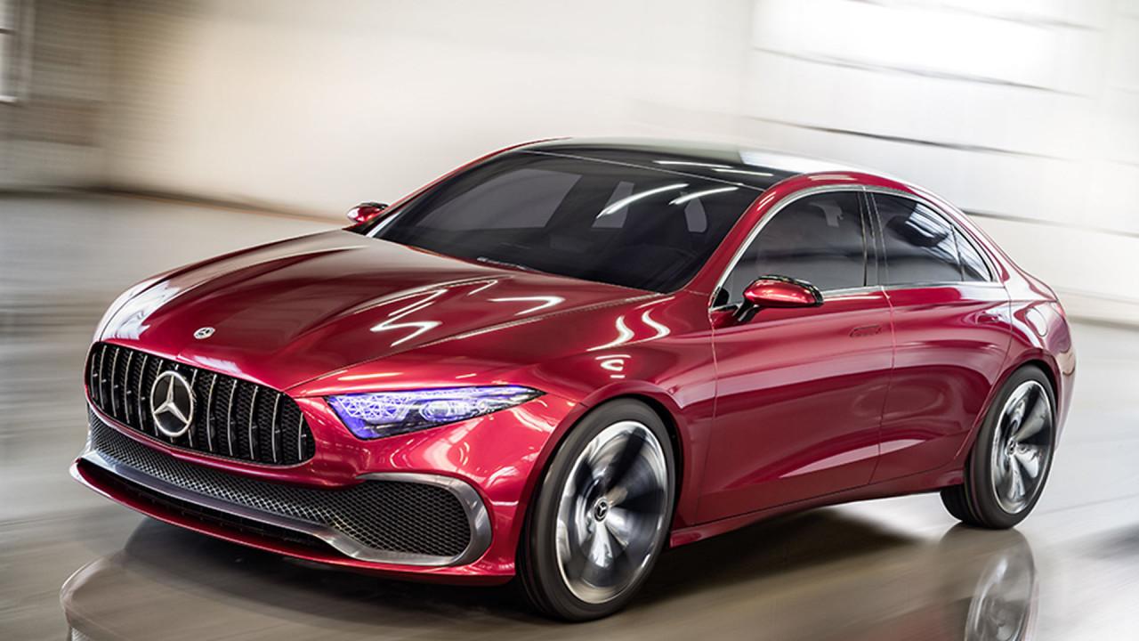 Die Zukunft der Mercedes-A-Familie
