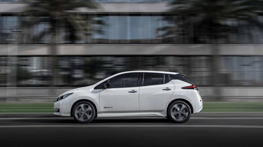 Brexit could up the price of the Nissan Leaf in Europe