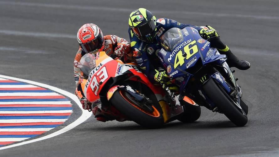 Horarios de MotoGP en Le Mans; Rossi y Márquez coincidirán en rueda de prensa