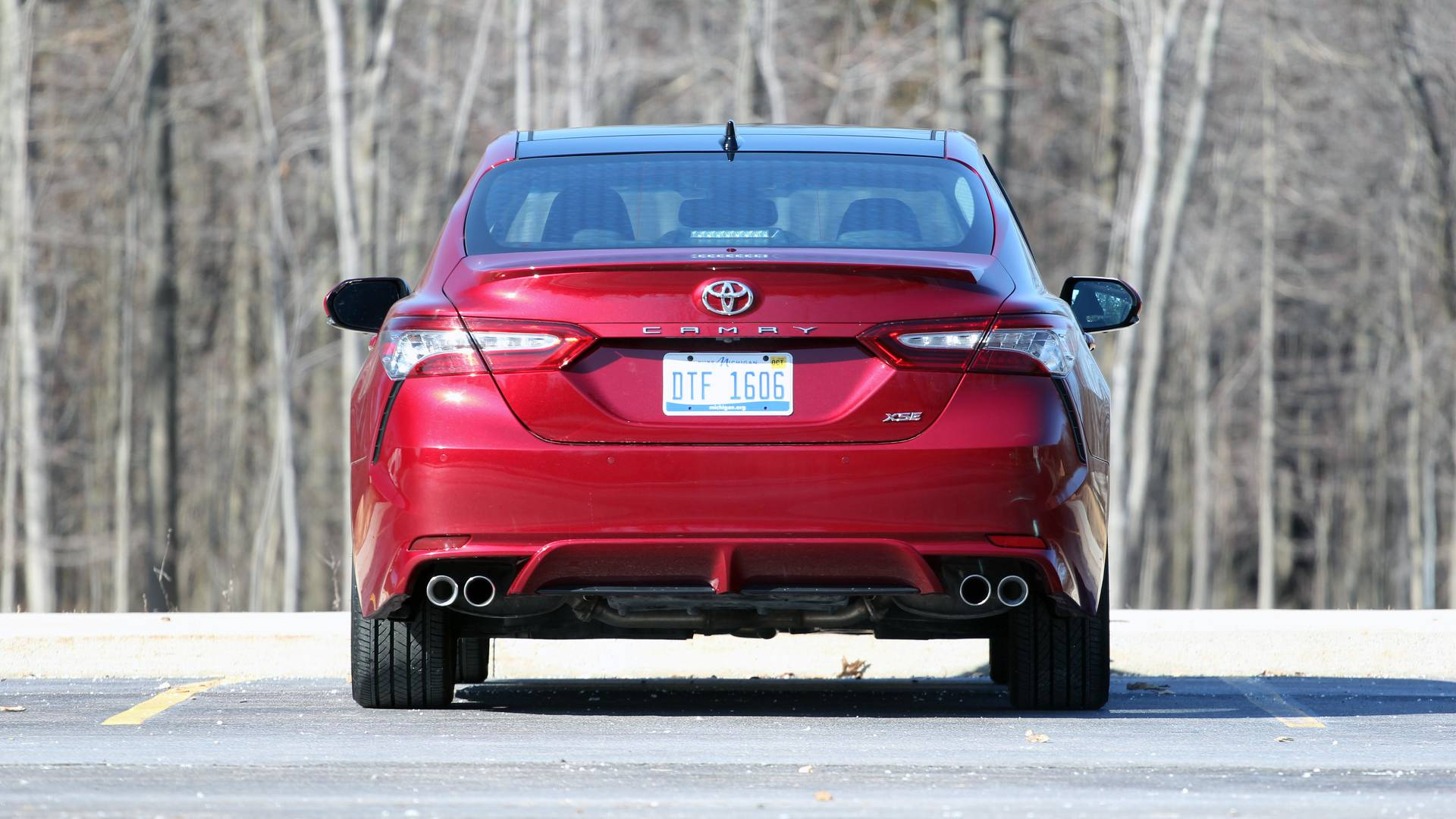 2018 Toyota Camry Xse Review Getting Better All The Time