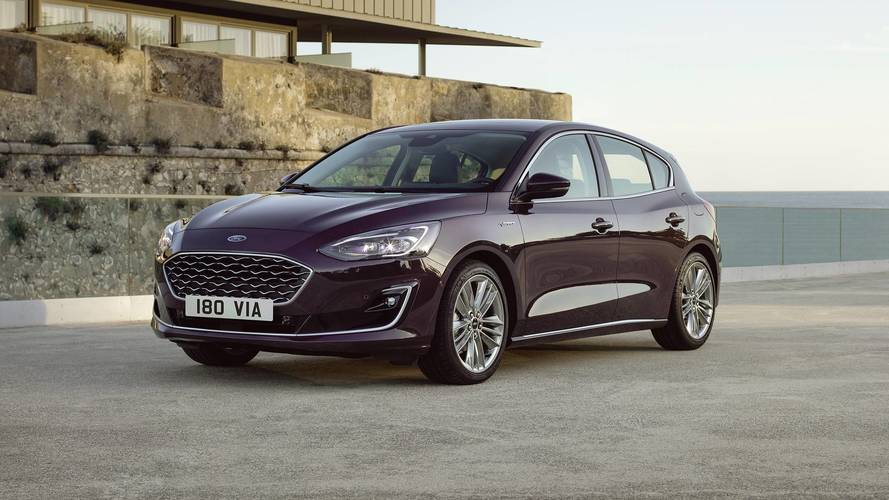 Ford Europe To Electrify Every Model From All-New Focus On