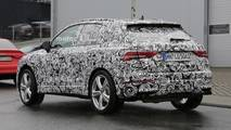 2020 Audi SQ3 spy photo