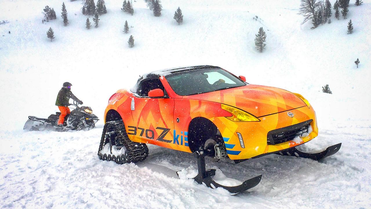 Nissan 370Z Zki