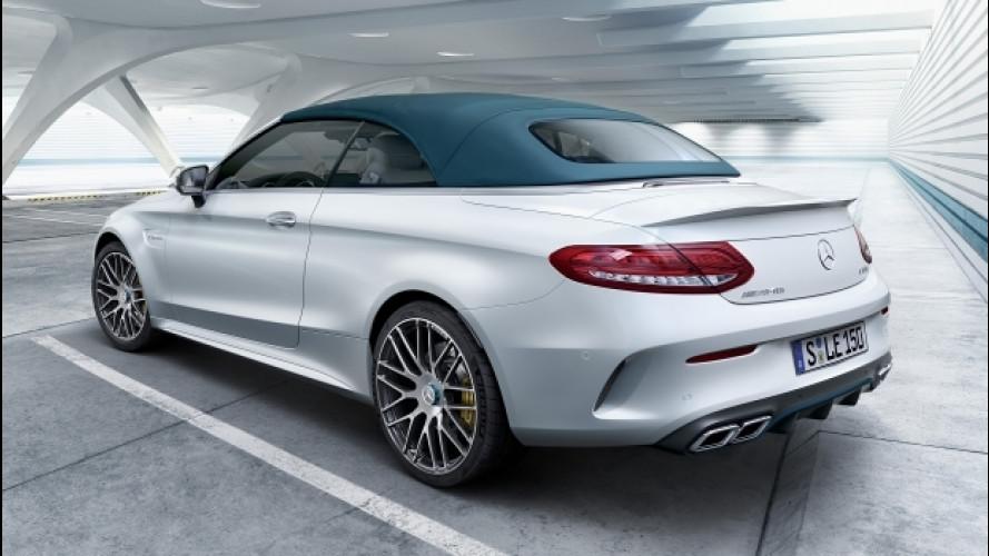 Mercedes-AMG, tre edizioni limitate per i 50 anni