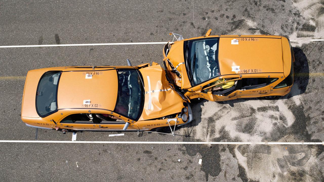 Mercedes A-Klasse: Groß gegen Klein