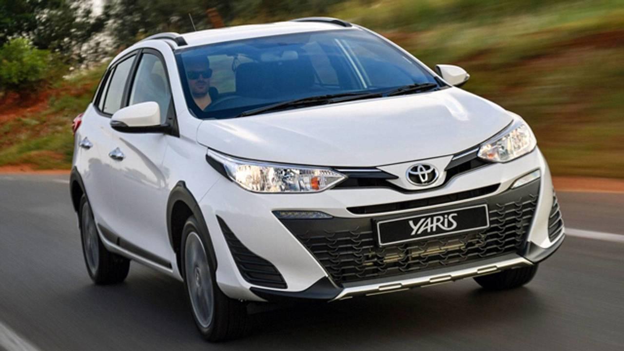 Toyota Yaris 2018 - Quando chega?