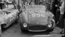 1953 Ferrari 166 MM Spider