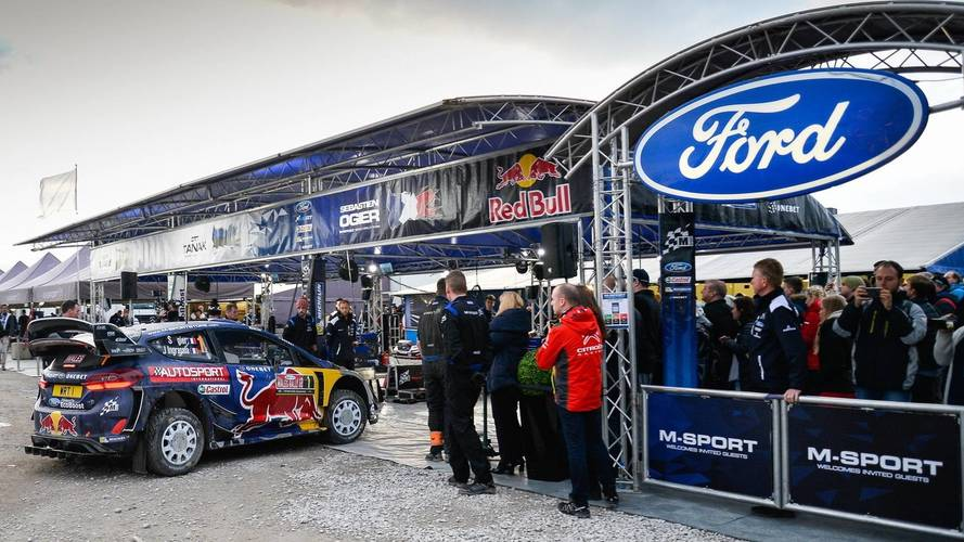 Ford name returns to WRC