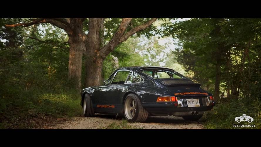Singer imzalı Porsche 911'e bir göz atın