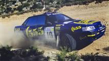 Subaru Legacy RS Groupe A
