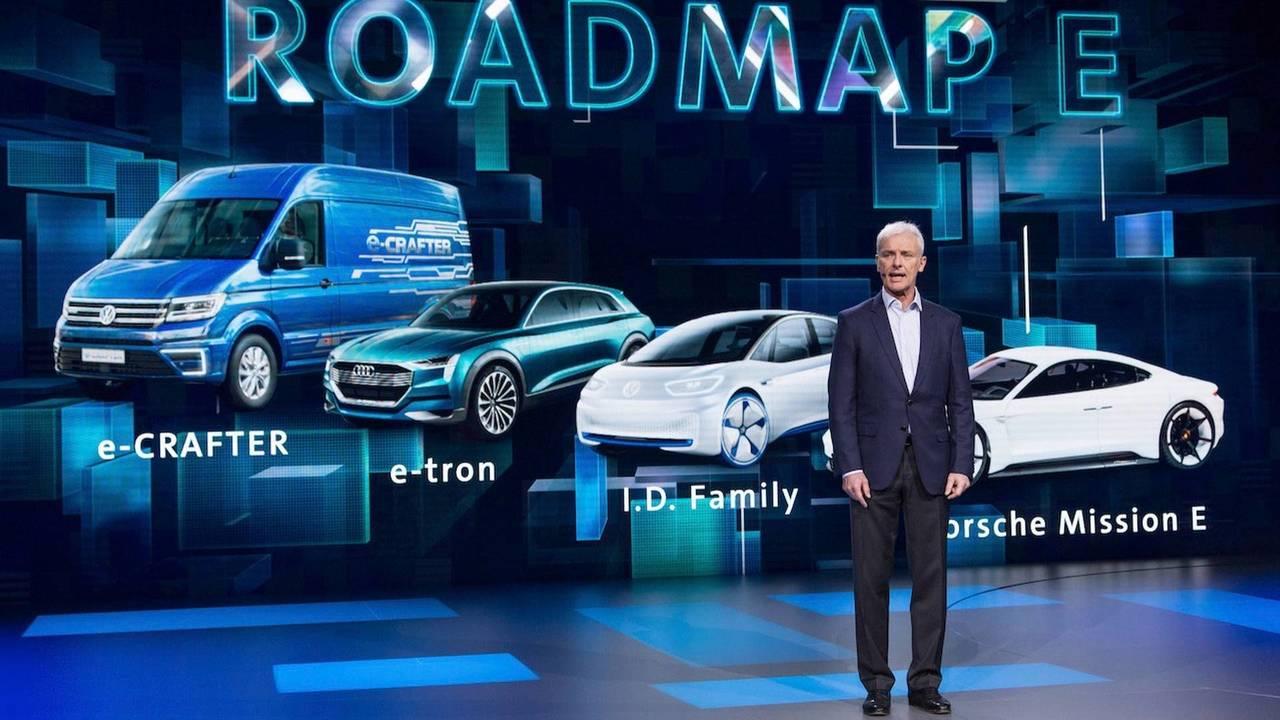 Volkswagen, Muller a Ginevra 2018