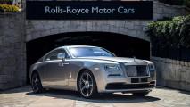 Rolls-Royce: oro bianco, madreperla e smeraldi per Porto Cervo