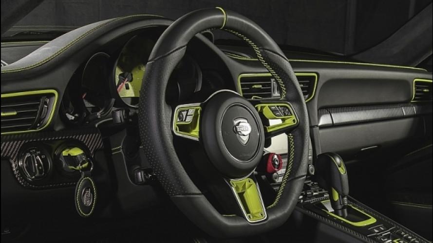 [Copertina] - Porsche 718 Boxster e 911, da Techart il volante