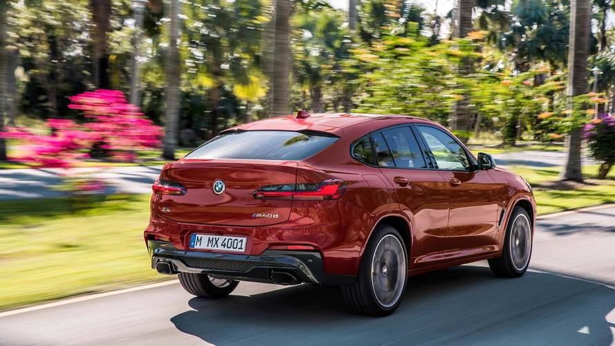 BMW lançará nova geração do X4 no Brasil no fim do ano