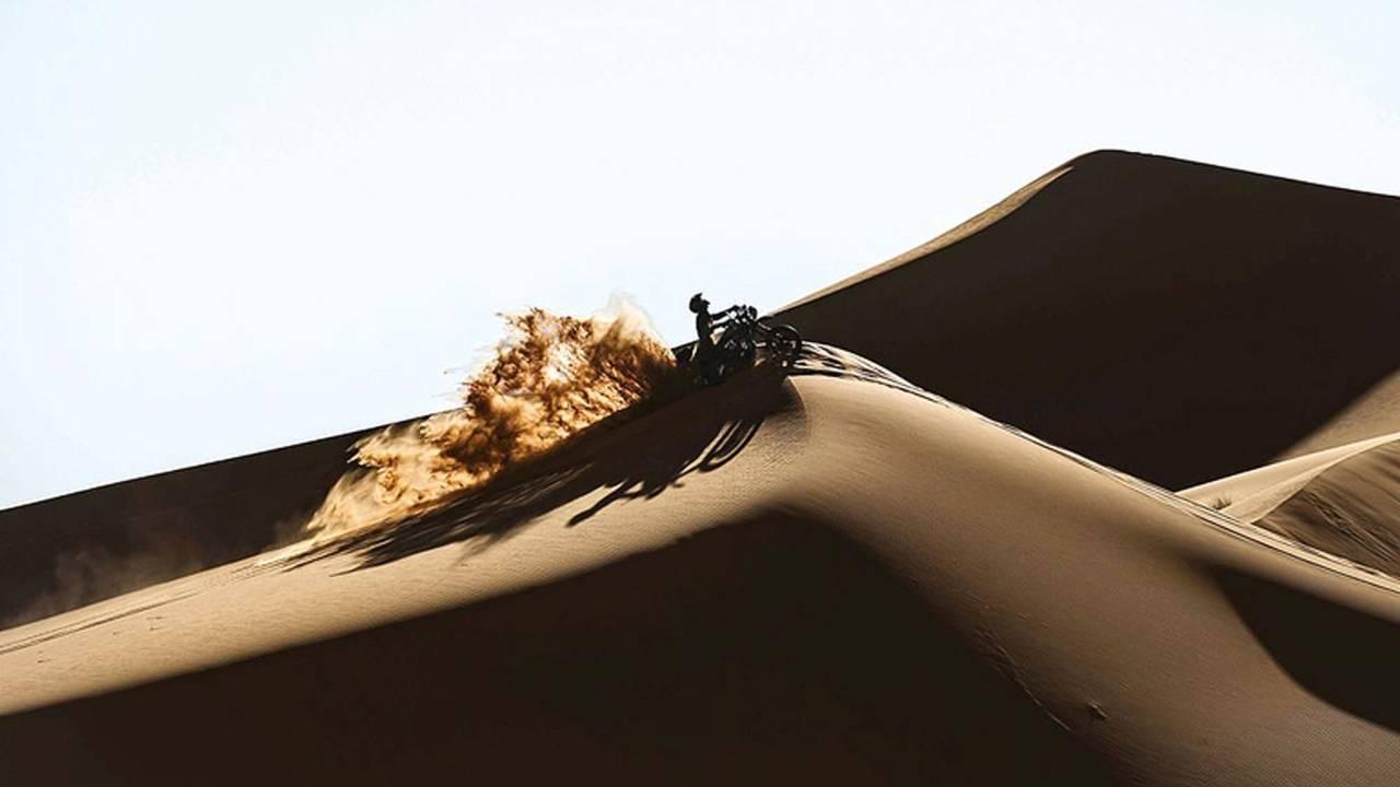 El Solitario Builds Sportsters to Tackle the Sahara Desert