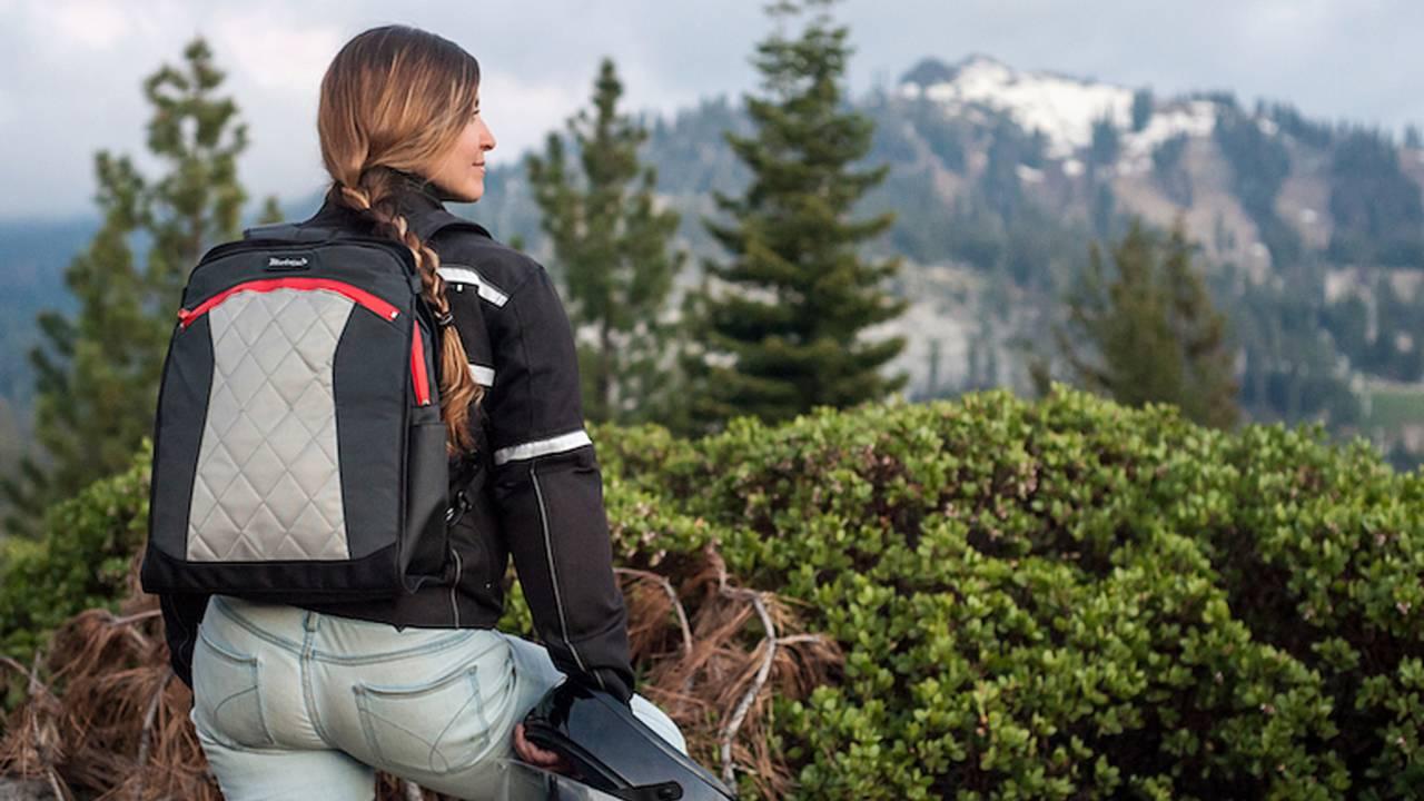MotoChic Introduces Lauren Sport Bag