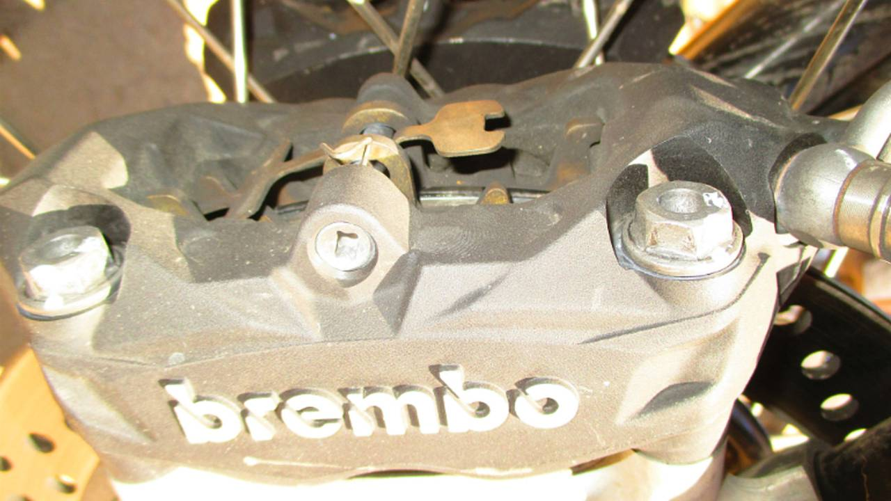 Brake Service and Maintenance - Dr. Moto