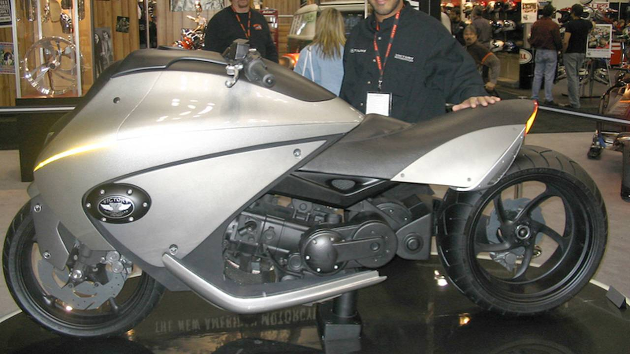 Victory's NM-4: Remembering the Vision 800