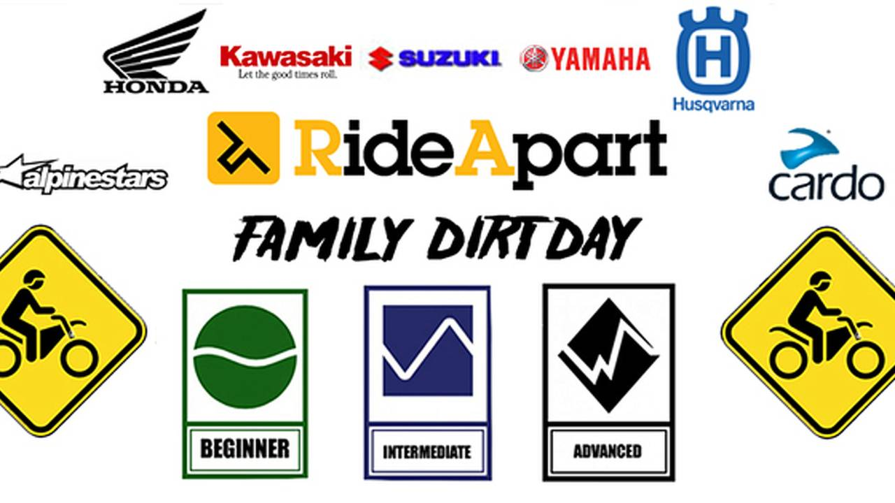 Not Your Everyday Motorcycle Review — Family Dirt Day