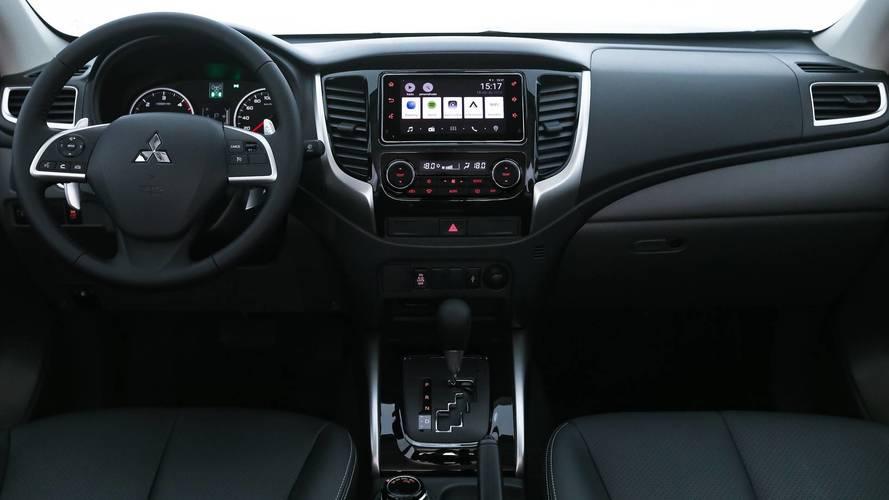 Mitsubishi L200 Triton Sport 2019