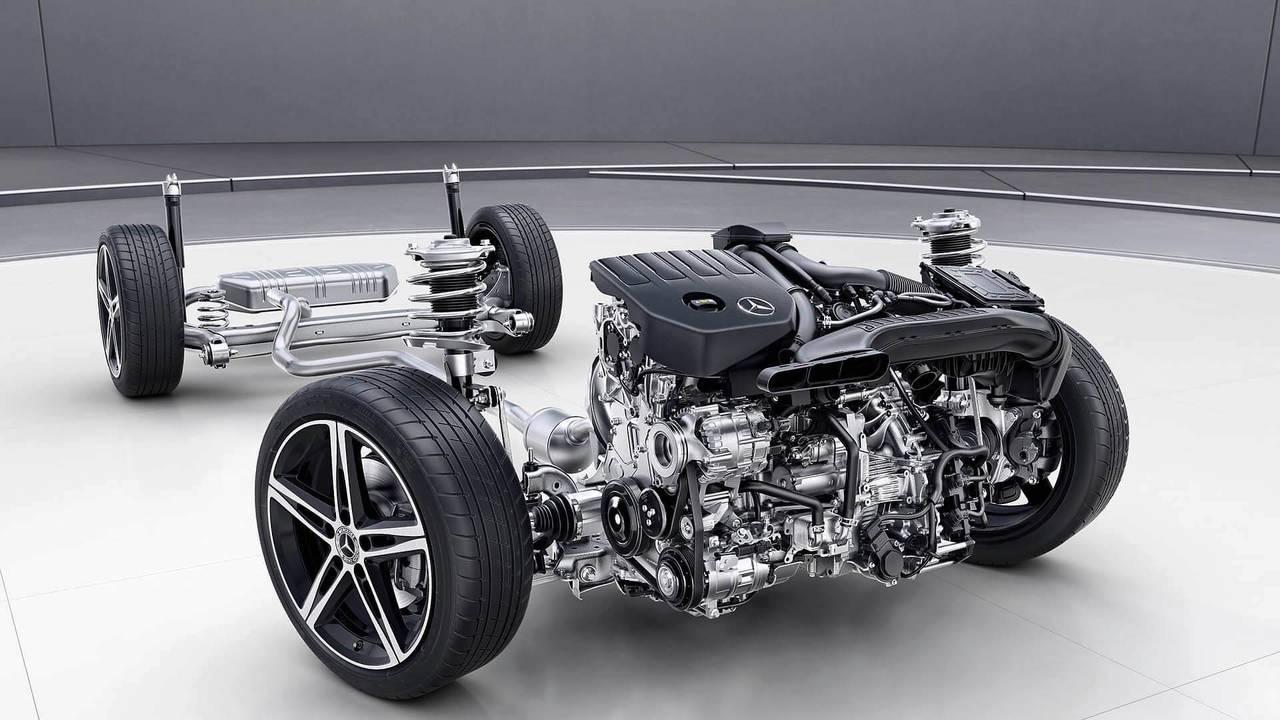 Mercedes-Benz Class A – Renault