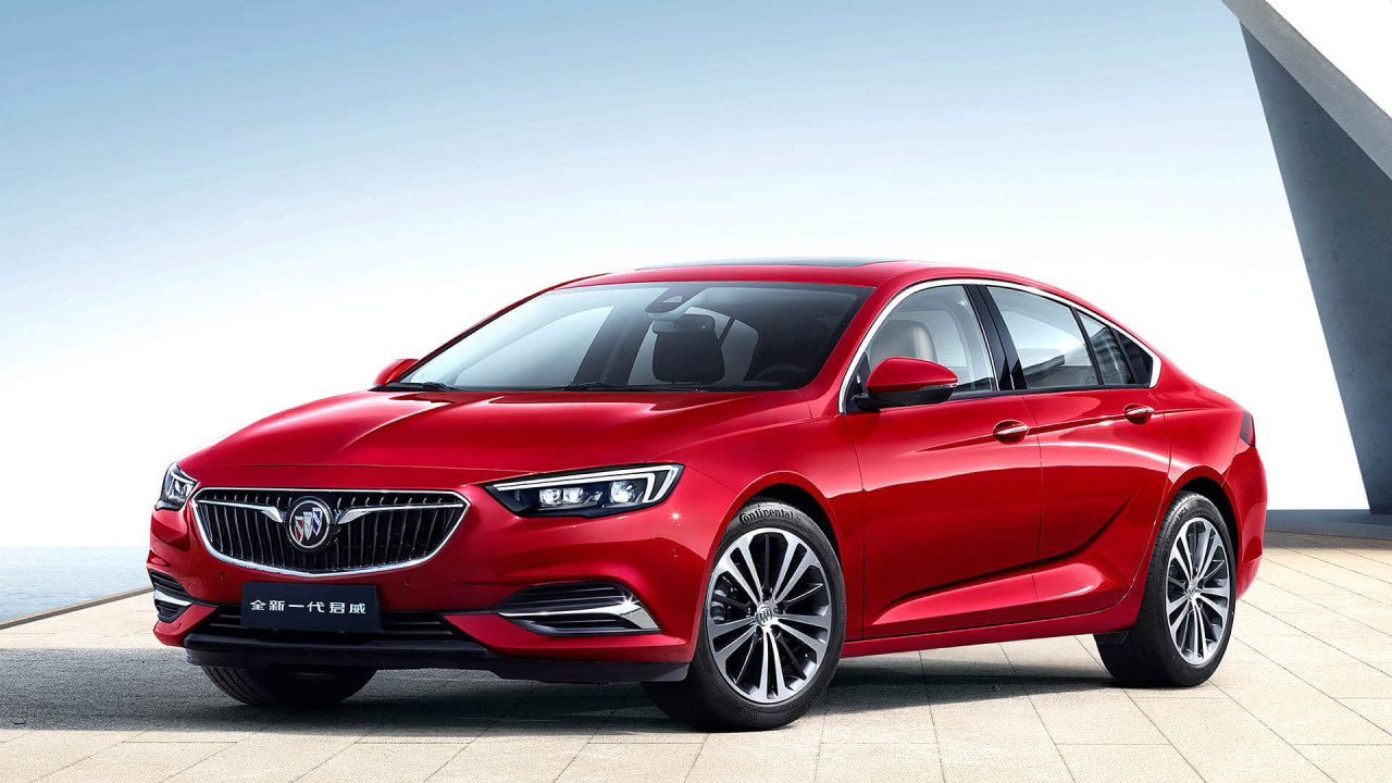 4th place: Buick (1.22 million sales in 2017)