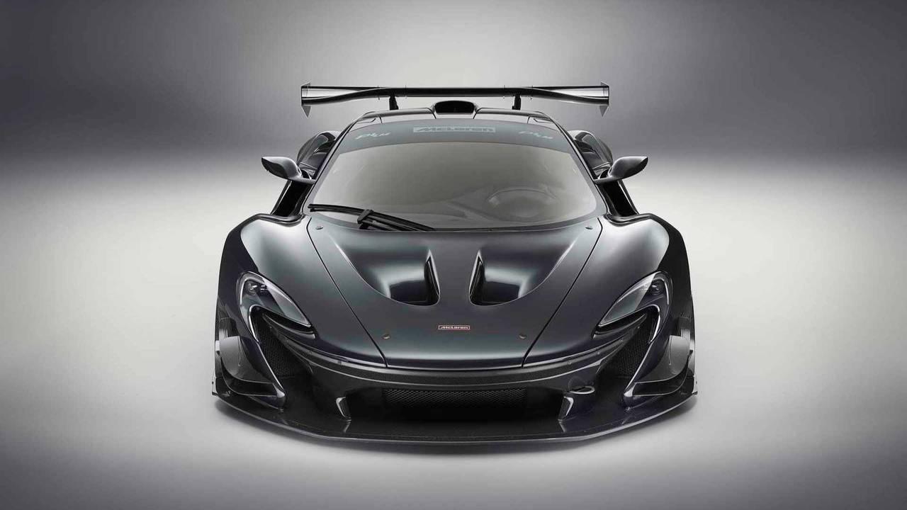 McLaren P1 LM (6'43