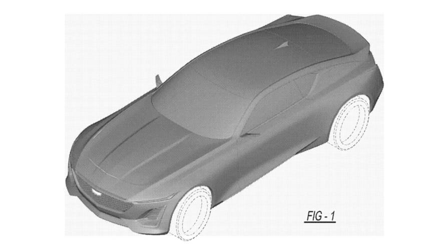 Sexy Cadillac Coupe Revealed In GM Patent Filing