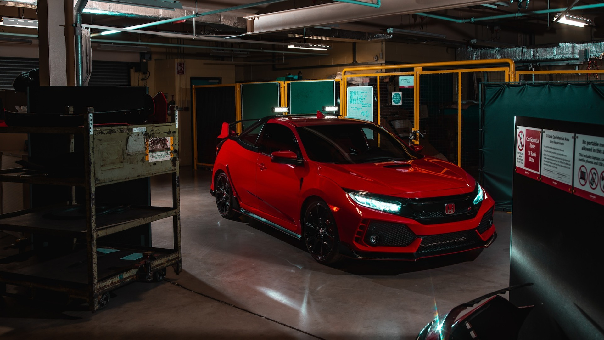 Honda Project P Is A 165 Mph Civic Type R Pickup
