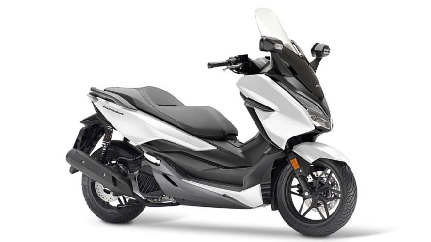 Scooter Honda Forza 125 2018