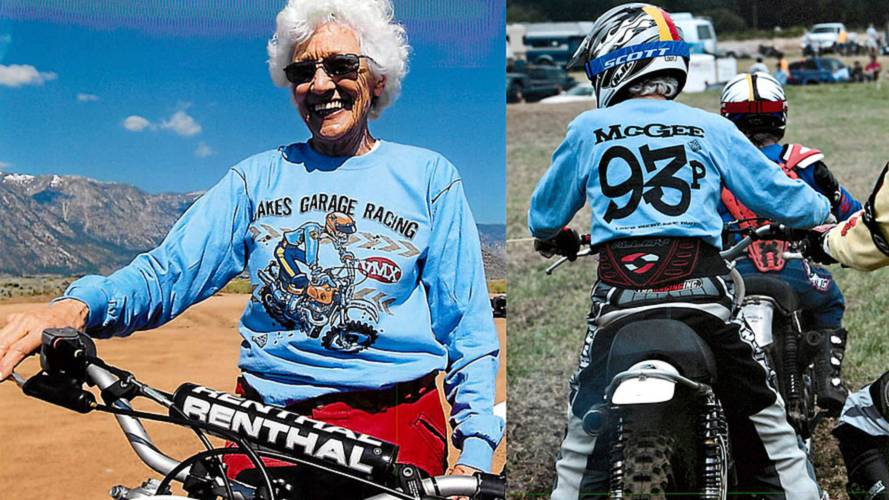 Mary McGee: Bikers you Should Know