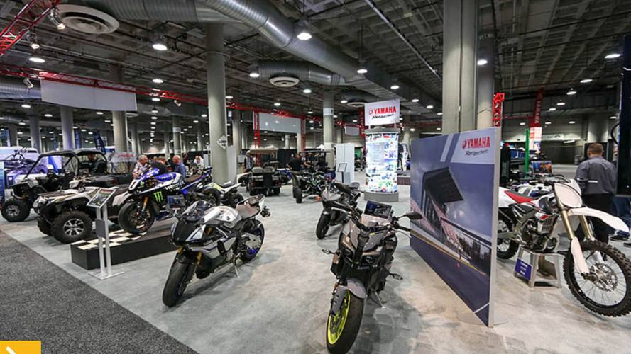 One Yamaha Garage at LA Auto Show