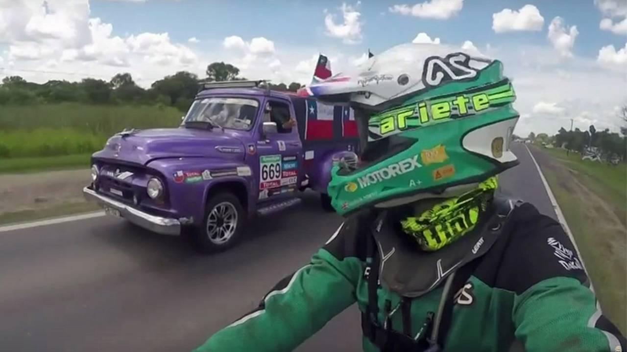 2017 Dakar Rally – Stage 2 Results