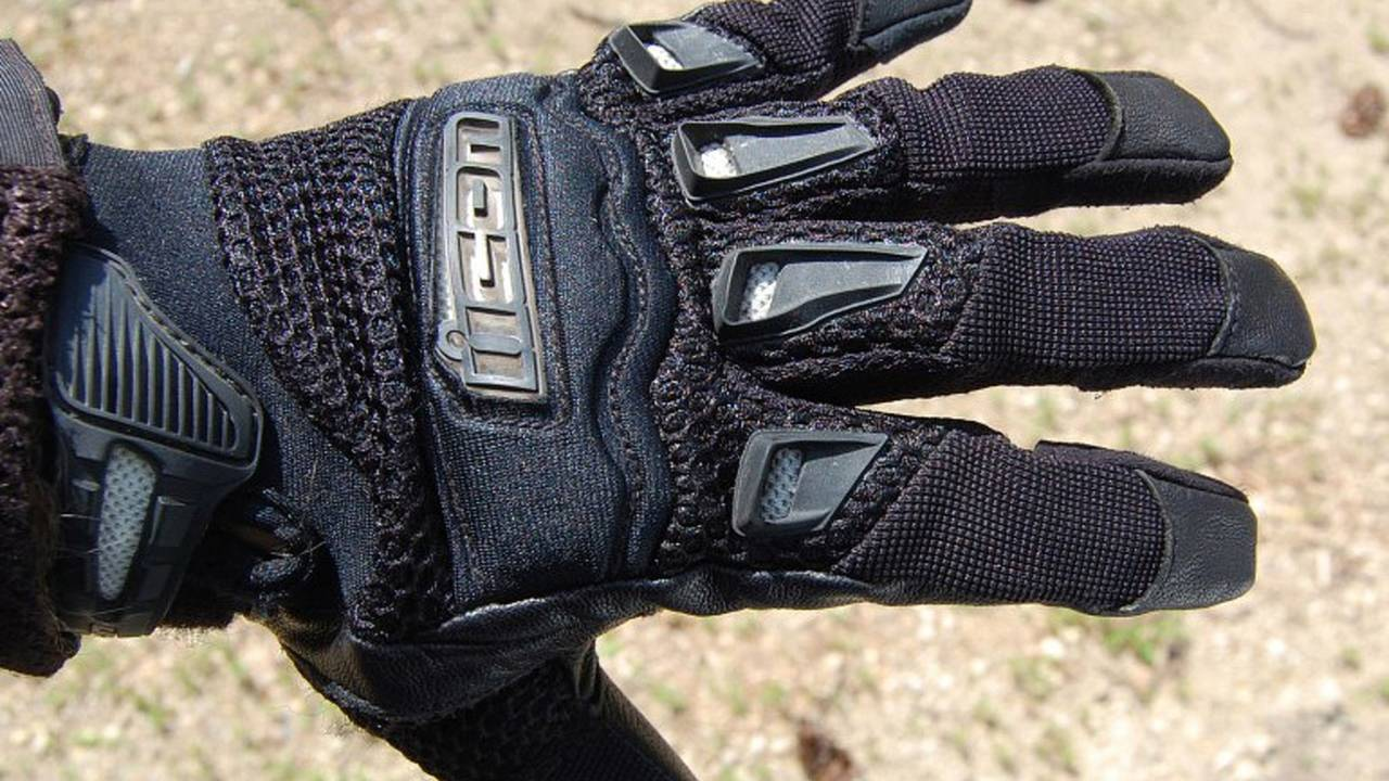 Long-term product review: Icon Twenty-Niner Gloves