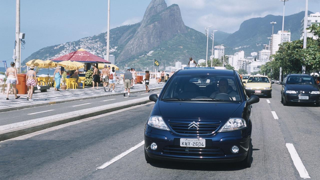 Citroën C3 - 1ª geração