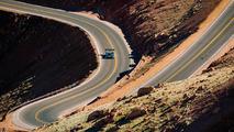 VW I.D. R Pikes Peak Test