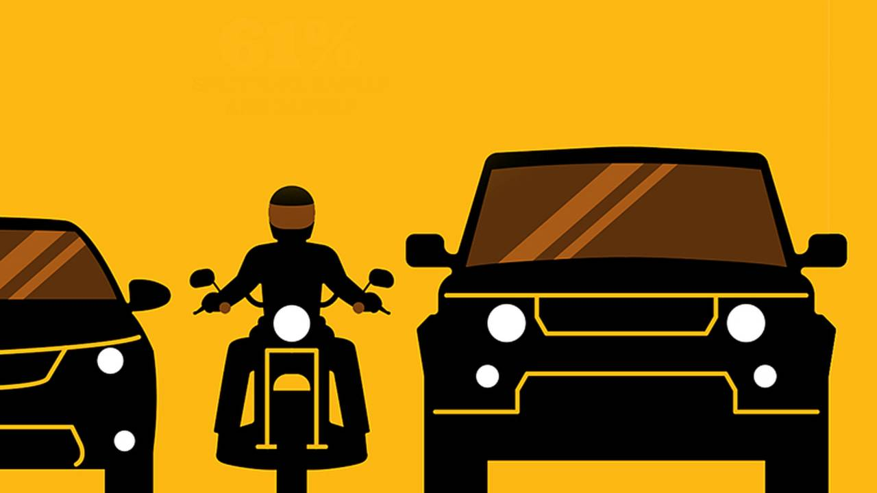 In the Curve: Lane Splitting - That Magic Number, 15 mph