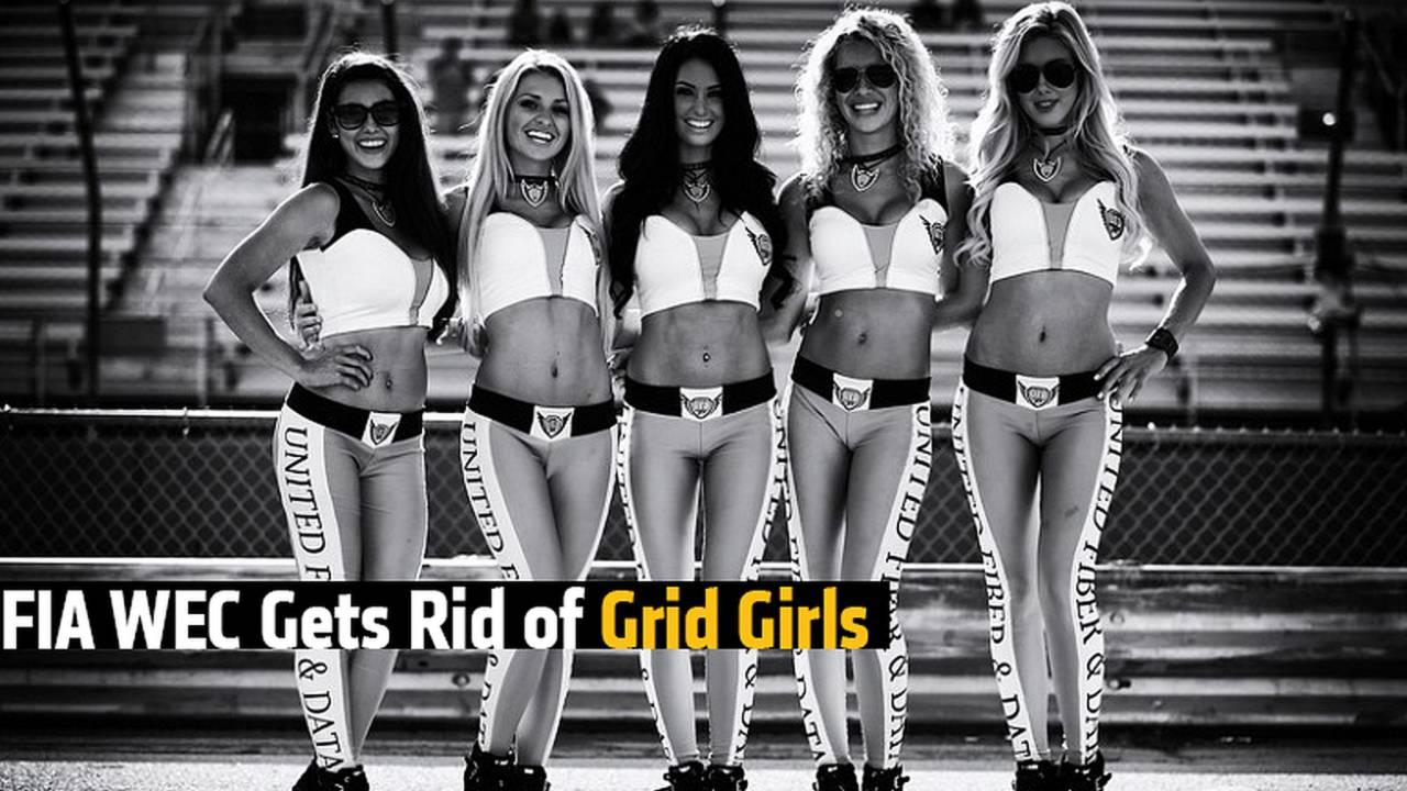 FIA WEC Gets Rid of Grid Girls