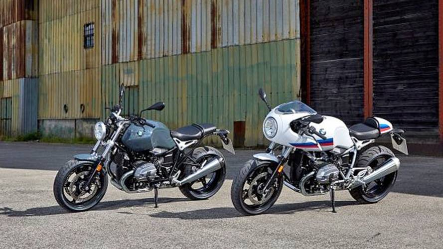 BMW R nineT Series Expands with Racer, Pure