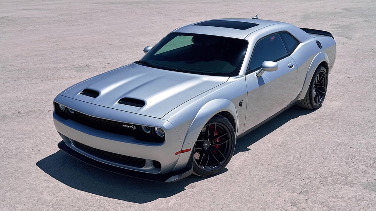 Dodge Challenger SRT Hellcat Redeye Widebody